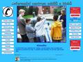 Náhled webu Informační centrum oddílů a klubů