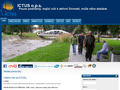 Náhled webu Ictus - pomoc lidem po mozkové mrtvici