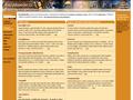 Náhled webu Encyklopedie náboženství