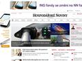Náhled webu iHNed.cz