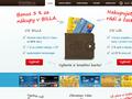 Náhled webu ikreditka - CitiBank