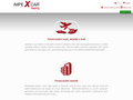 Náhled webu ImpexCar