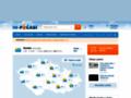 Náhled webu In-počasí