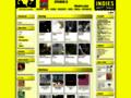 Náhled webu Indies records
