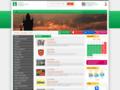 Náhled webu Městské muzeum Dr. A. Hrdličky Humpolec