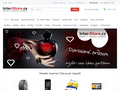 Náhled webu Inter-store.cz