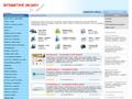 Náhled webu Internetové obchody online