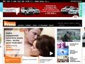 Náhled webu TV Prima