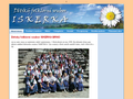 Náhled webu Iskerka