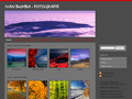 Náhled webu Osobní fotografické stránky