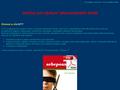 Náhled webu Institut pro výzkum tabuizovaných témat