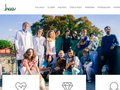 Náhled webu Klinika Jaggy