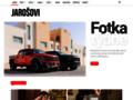 Náhled webu Jarošovi.cz