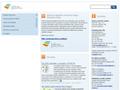 Náhled webu Projekt Jednotné technické digitální mapy - Zlínský kraj