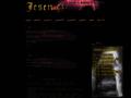 Náhled webu Jesen