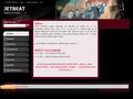 Náhled webu JetBeat