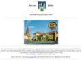 Náhled webu Jezuitské koleje v Čechách roku 2001