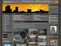 Náhled webu Jižní Město