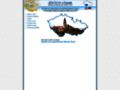 Náhled webu Jižní Čechy a Šumava