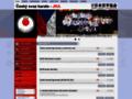 Náhled webu Český svaz karate JKA