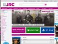 Náhled webu JRC Interactive
