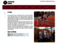 Náhled webu Judo club Sušice