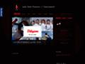 Náhled webu Judo Dolní Kounice v Trboušanech