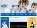 Náhled webu Judo club Kidsport