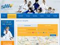 Náhled webu Judo club Seijin Praha
