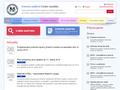 Náhled webu Komora auditorů České republiky