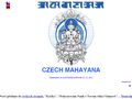 Náhled webu Mahájána