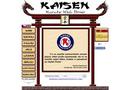 Náhled webu KAISEN Karate Klub Brno