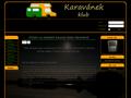 Náhled webu Karavánek klub