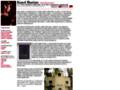 Náhled webu Burian Karel