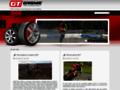 Náhled webu Bohemia Kart Cup