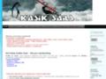 Náhled webu Kasík Sails