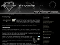 Náhled webu Informace o piercingu