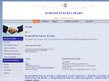 Náhled webu Komoditní burza Praha