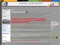 Náhled webu KCV Náchod Plhov