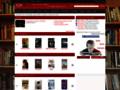 Náhled webu KDb.cz - Knižní databáze