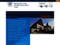 Náhled webu Židovská obec v Praze