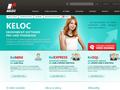 Náhled webu Účetní programy KelWIN a KelSQL