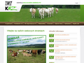 Náhled webu Kontrola ekologického zemědělství