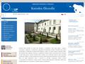 Náhled webu Katedra filozofie FF UP v Olomouci