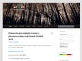 Náhled webu KGBrno - Klub Geocacherů Brno