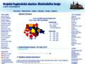 Náhled webu Krajská hygienická stanice Jihočeského kraje