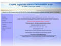 Náhled webu Krajská hygienická stanice Karlovarského kraje
