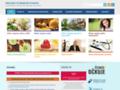 Náhled webu Krajská hygienická stanice Zlínského kraje