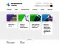 Náhled webu Krajská knihovna Vysočiny
