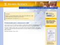 Náhled webu Klara Agency